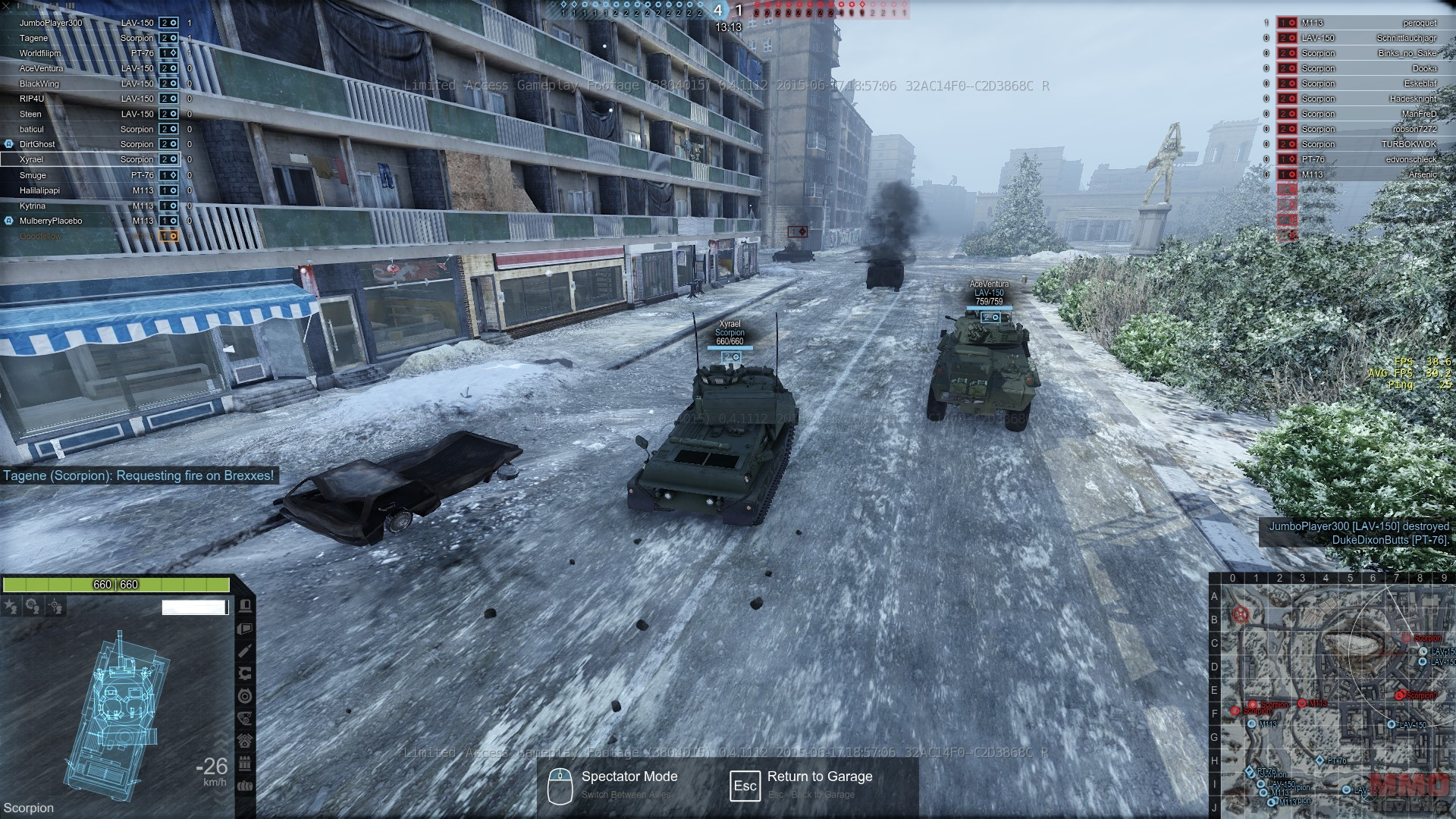 Imagenes de Armored Warfare