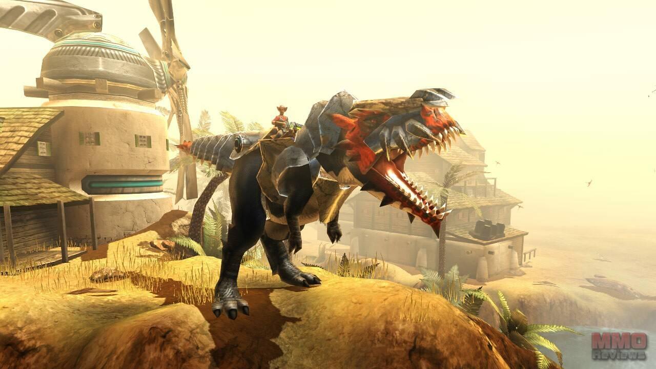 Imagenes de DinoStorm