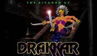 Kingdom of Drakkar logo
