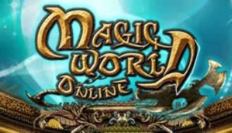 Magic World Online logo