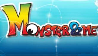 Monster and me logo