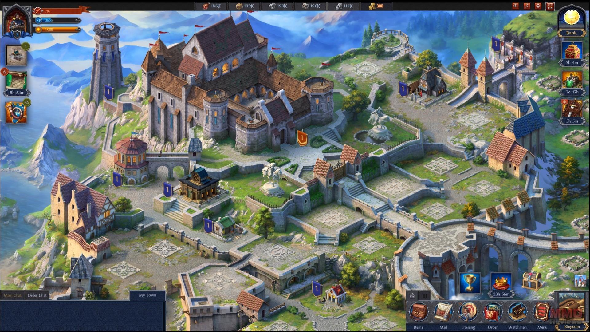 Throne: Kingdom at War Review Reviews - Throne: Kingdom at War