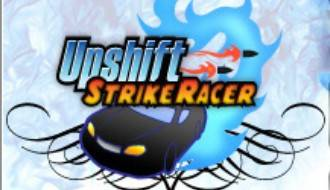 UpShift StrikeRacer logo